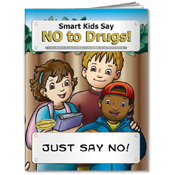 Smart Kids Say No to Drugs! Activity Book