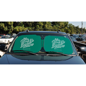 Folding Car Shade Teal